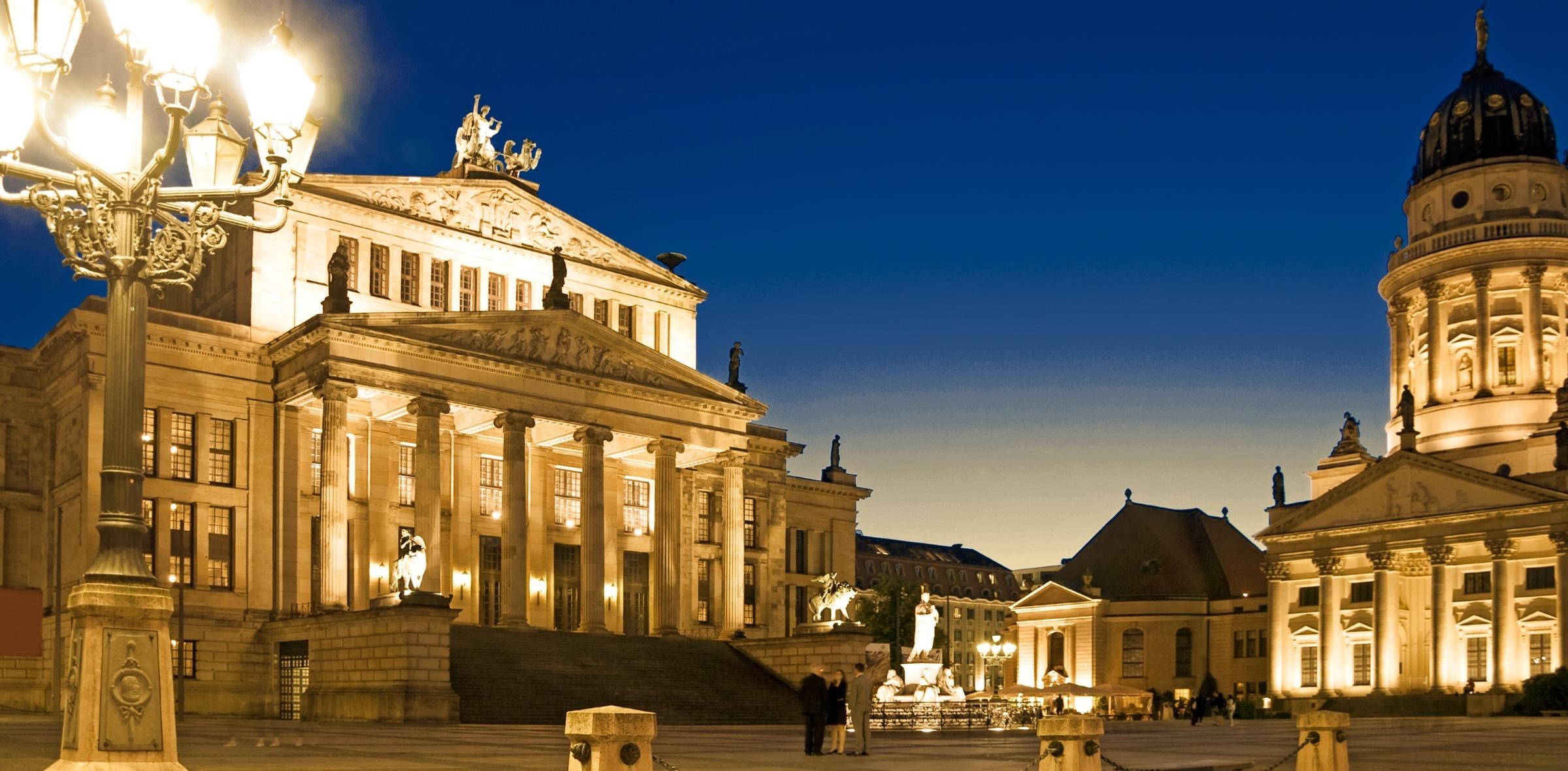 Es geht ein prickeln durch Berlin